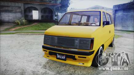 GTA 5 Declasse Moonbeam Bobble Version für GTA San Andreas