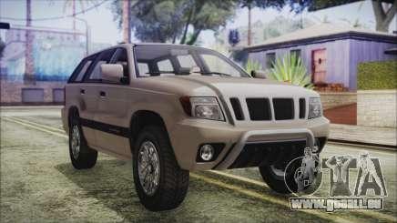 GTA 5 Canis Seminole IVF pour GTA San Andreas
