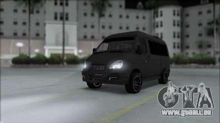 Gaz 2217 Luxe pour GTA San Andreas