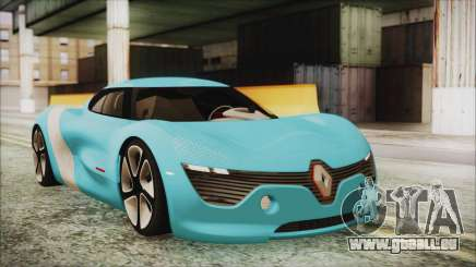 Renault Dezir Concept 2010 v1.0 pour GTA San Andreas