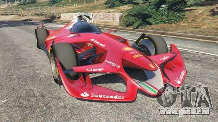 Ferrari F1 Concept pour GTA 5