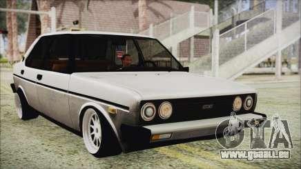 Tofas 131 Mirafiori Edition pour GTA San Andreas
