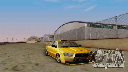 Ikco Dena Full Tuning pour GTA San Andreas