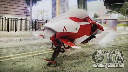 Syndicate Flying Motorcycle für GTA San Andreas