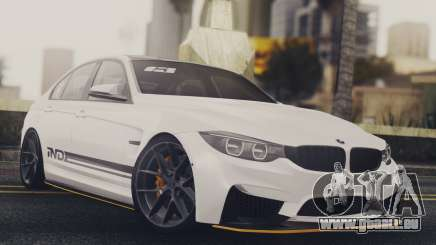 BMW M3 F30 IND EDITION pour GTA San Andreas