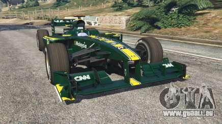 Lotus T127 pour GTA 5