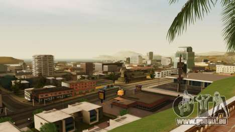 ENB by Robert v8.4 pour GTA San Andreas