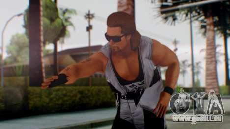 WWE Diesel 1 pour GTA San Andreas
