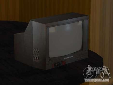 TV bouleau 37ТЦ-5141Д pour GTA San Andreas