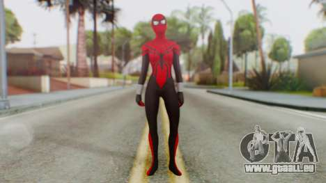 Marvel Heroes Spider-Girl für GTA San Andreas zweiten Screenshot