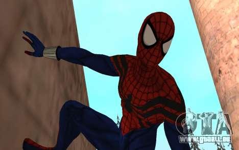 Sensationelle Spider-Man Ben Reilly von Robinosu für GTA San Andreas