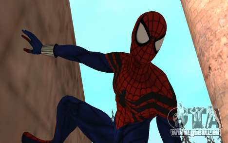 Sensational Spider-Man Ben Reilly en Robinosuke pour GTA San Andreas