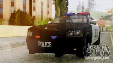 New Police SF pour GTA San Andreas