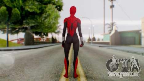Marvel Heroes Spider-Girl pour GTA San Andreas troisième écran