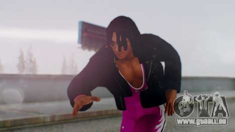 Bret Hart 2 für GTA San Andreas