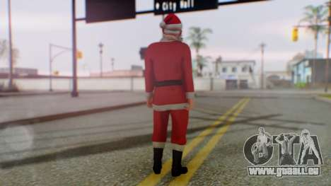 GTA Online Festive Surprise Skin 2 für GTA San Andreas dritten Screenshot