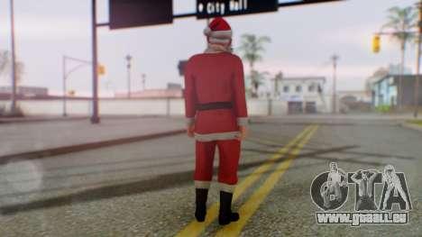 GTA Online Festive Surprise Skin 2 pour GTA San Andreas troisième écran