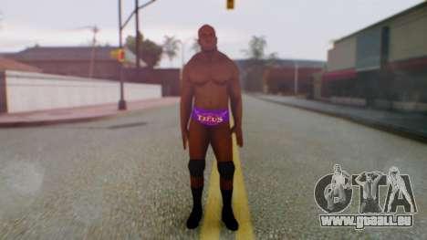 Titus ONeil pour GTA San Andreas deuxième écran