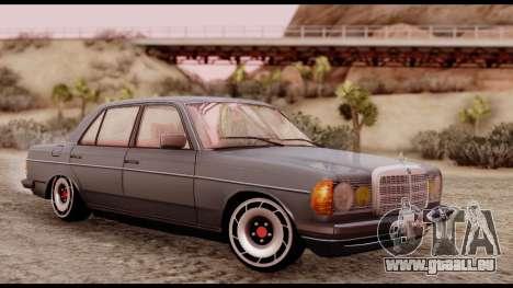 Mercedes-Benz 450SEL für GTA San Andreas