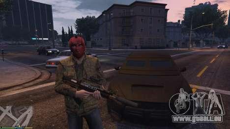 The Lifeinvader Heist pour GTA 5