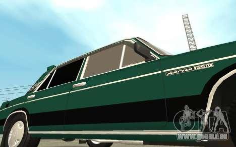 VAZ 2103 Sport tuning pour GTA San Andreas laissé vue