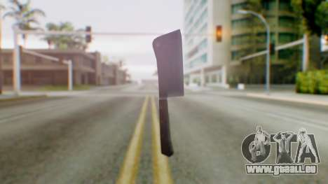 Vice City Meat Cleaver für GTA San Andreas