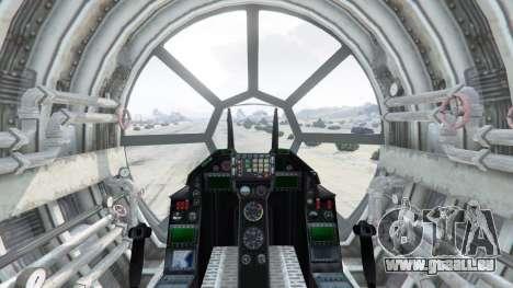 GTA 5 TIE Interceptor fünfter Screenshot