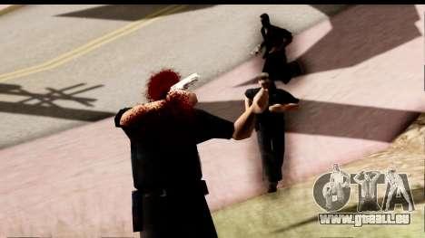 New Effects (IMFX, Shaders) pour GTA San Andreas deuxième écran