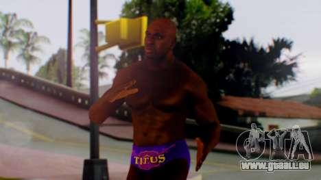 Titus ONeil für GTA San Andreas