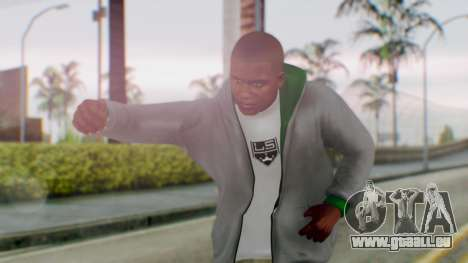 GTA 5 Franklin für GTA San Andreas