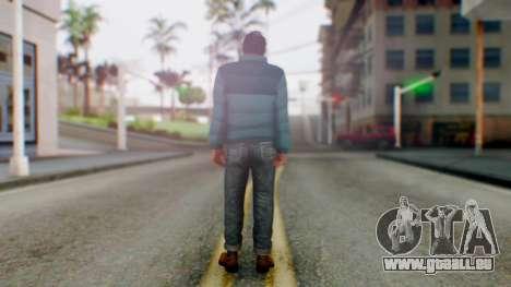 GTA 5 Trevor pour GTA San Andreas troisième écran