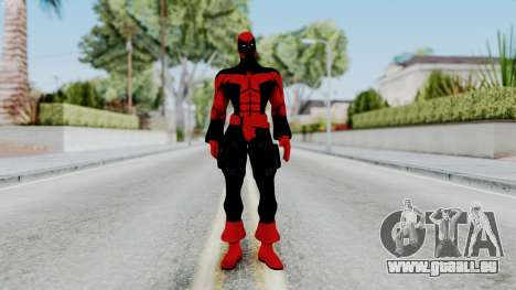 Spider-Man Shattered Dimensions - Deadpool für GTA San Andreas zweiten Screenshot