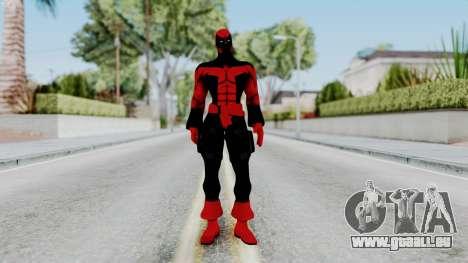 Spider-Man Shattered Dimensions - Deadpool pour GTA San Andreas deuxième écran