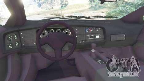 Jaguar XJ220 v1.2.5 pour GTA 5