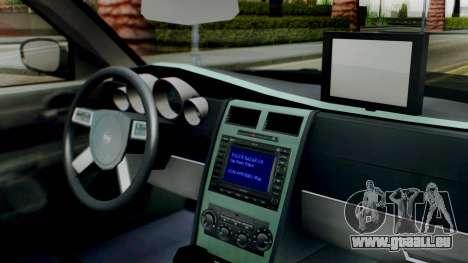 New Police SF für GTA San Andreas rechten Ansicht