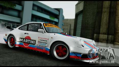 Porsche 911 Turbo 3.2 Coupe (930) 1985 pour GTA San Andreas