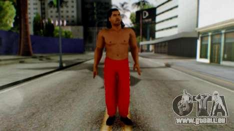 The Great Khali für GTA San Andreas zweiten Screenshot