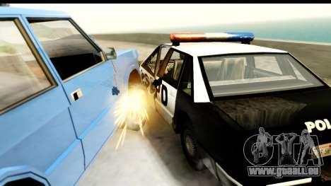 New Effects (IMFX, Shaders) pour GTA San Andreas neuvième écran