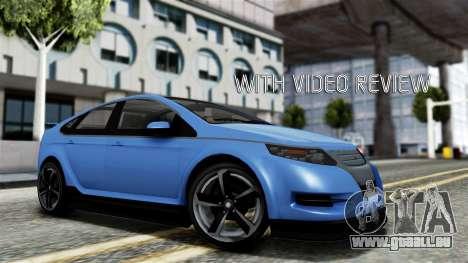 GTA 5 Cheval Surge für GTA San Andreas