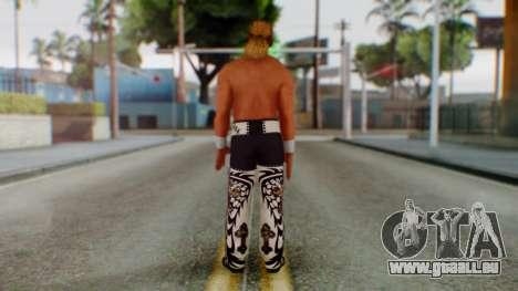 WWE HBK 3 pour GTA San Andreas troisième écran