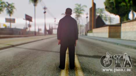 WWE Michael Cole für GTA San Andreas dritten Screenshot