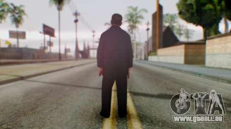 WWE Michael Cole für GTA San Andreas dritten Screenshot