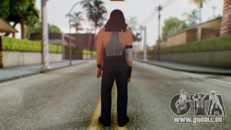 WWE Diesel 2 pour GTA San Andreas troisième écran