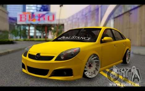Opel Vectra Special für GTA San Andreas