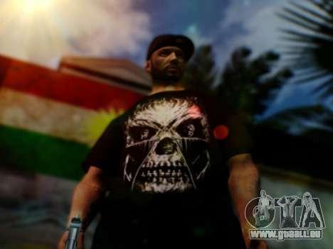 -H Gangsta13 pour GTA San Andreas