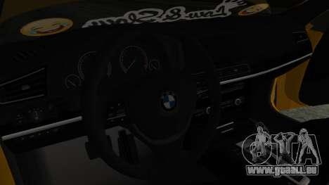 BMW 750Li M Sport pour GTA San Andreas vue de droite