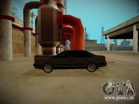Audi 100 C4 Belarus Edition pour GTA San Andreas laissé vue