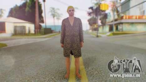 GTA Online Executives and other Criminals Skin 3 pour GTA San Andreas deuxième écran