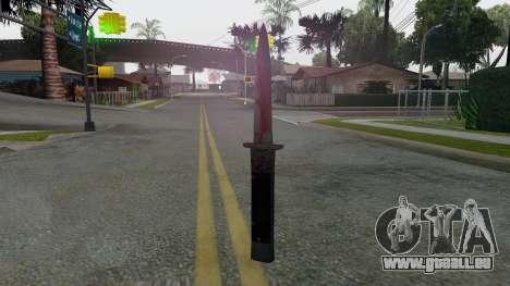 GTA 5 Switchblade pour GTA San Andreas deuxième écran