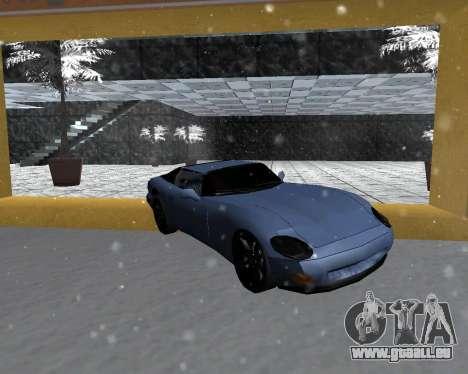 Neue Banshee mit Dach für GTA San Andreas